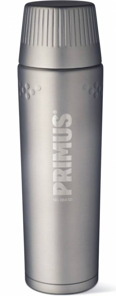 Термос Primus TrailBreak Vacuum Bottle 1,0л Silver